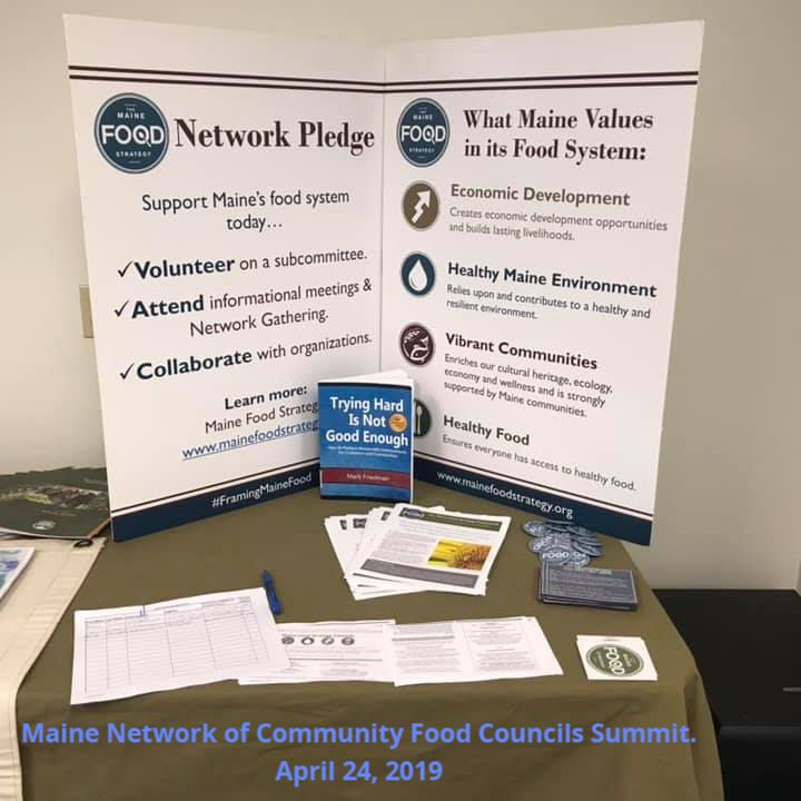 Maine Network of Community Food Councils Summit